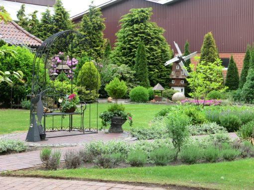 Der Garten Franke in Nikolausdorf